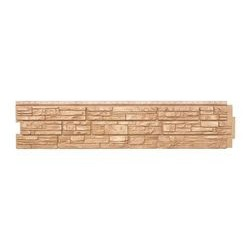 Фасадная панель ЯФАСАД Крымский сланец янтарный