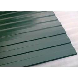 Профнастил (профлист) С8 Эконом  зеленый Длина листа: 2м
