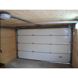 Комплект гаражных ворот Alutech Prestige 3000*2500