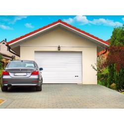 Комплект гаражных ворот АЛЮТЕХ Trend 3000х3000 с автоматикой AN-Motors