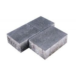 Тротуарная плитка 1П.8 'Новый город' серый
