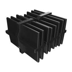 Соединитель пластиковый для алюминиевой лаги Hilst Pro