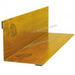 Планка угла внутреннего30х30х3000ммEcosteel, Ecosteel Matt, Ecosteel Textur