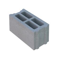 Блок СКЦ 190 мм КСР-ПР-ПС-39х18,8х19-100-1500 вибропресс