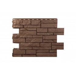 Фасадная панель Альта-Профиль, Шотландия терракотовый