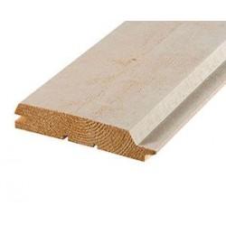 Сайдинг деревянный, профиль UTV 23х145 мм