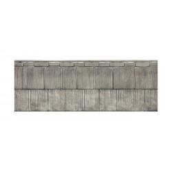 Облицовочная фасадная панель Т-сайдинг Пихта ЭКО 2