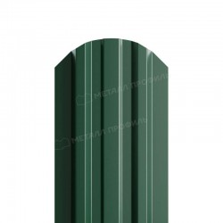 Штакетник металлическийМП LANE-O фигурныйPE 0,45мм