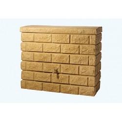 Ёмкость Каменная плита (Rocky wall tank) пристенная