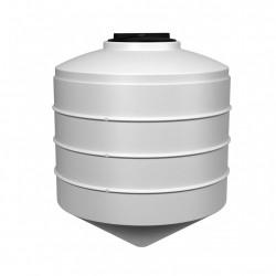 Емкость ФМ 500 л с крышкой с дыхательным клапаном Новинка