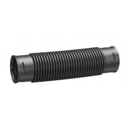 Отвод гибкий раструбный D110мм, угол поворота 0-90