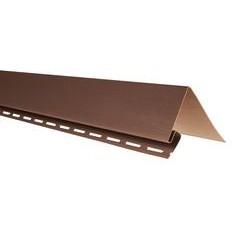 Околооконная планка 140мм, коричневый