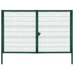 Ворота распашные Profi Lock 1,73х3,5 м