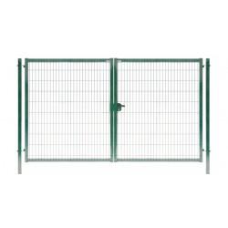 Ворота распашные Medium New Nolock 2,43х4,0 м