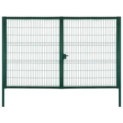 Ворота распашные Profi Lock 1,53х3,5 м
