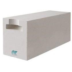 Газобетонный блок СК D500 (B2.5) толщина 200 мм (гладкий/паз-гребень)