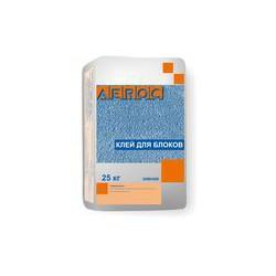 Зимний клей AEROC (до - 15°С), 25 кг/упак.