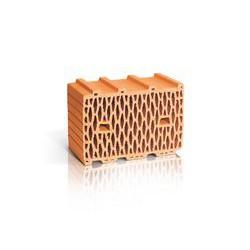 ЛСР Камень 10.7 NF рядовой поризованный, крупноформатный блок