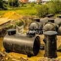 Локальная канализация, очистка стоков, ёмкости